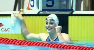 Fiona Doyle Olympics