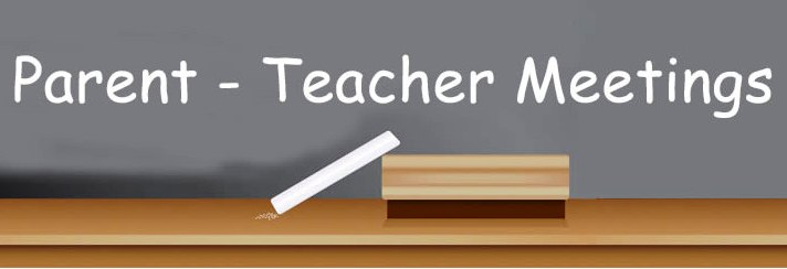 Parent-Teacher Meetings – New Format
