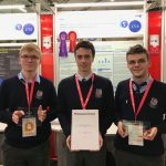Young Scientist Winners 2018