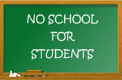 No School for Students 14th March – JC Cluster Day for Teachers